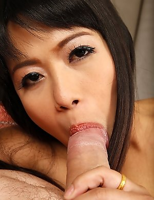 Anal loving Thai babe gets fucked